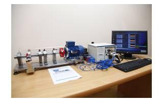 Измерение вибрационных характеристик роторных систем