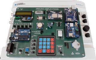 """Лабораторный практикум """"Применение Arduino"""""""