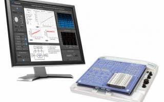 Методы измерения параметров ЭКБ на основе NI ELVIS