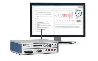Изучение методов электрических измерений на основе NI VirtualBench