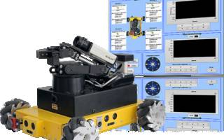 Лабораторный стенд по робототехнике