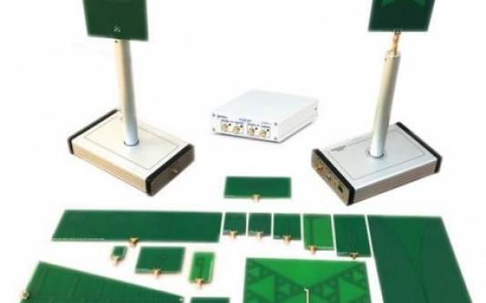 Лабораторный курс по микрополосковым антеннам