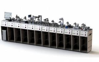 Автоматизированная система производства
