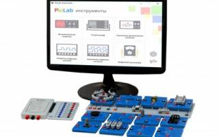 Лабораторный набор «Цифровая электроника» на основе NI MyDAQ